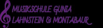 Musikschule Gunia Lahnstein Logo